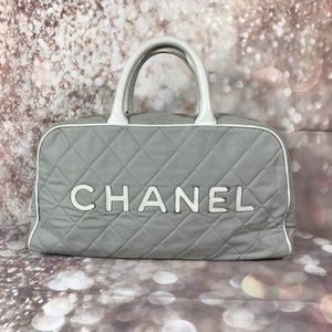Authentic Chanel Duffle Bags